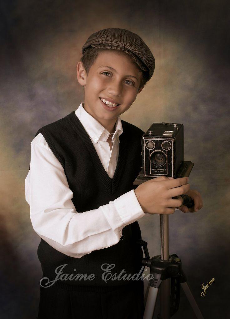 Alegre Fotógrafo vintage