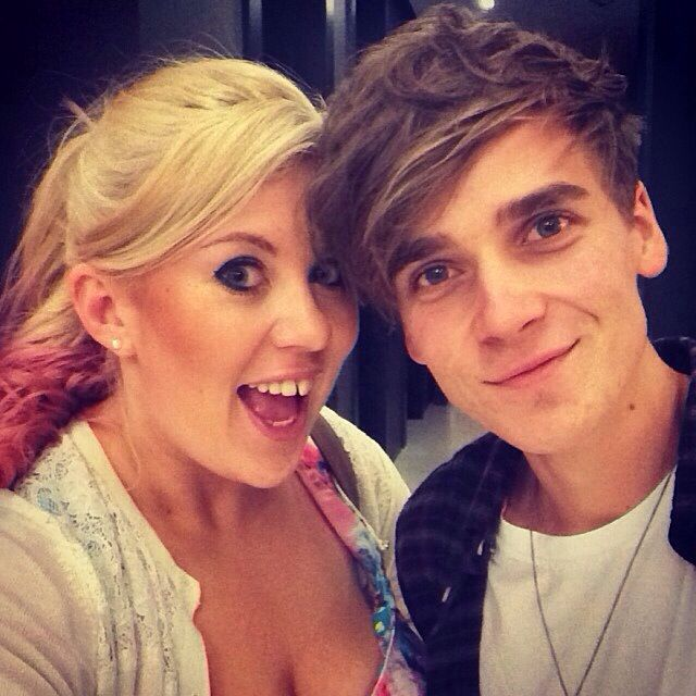 Louise- SprinkleofGlitter and Joe Sugg