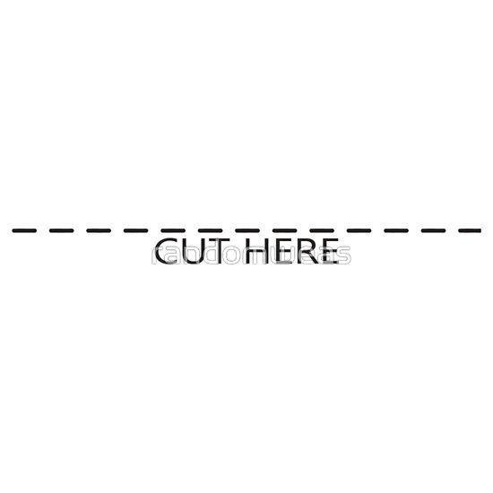 Cut Here - Tattoo Trevor Philips - Redbubble T-shirt