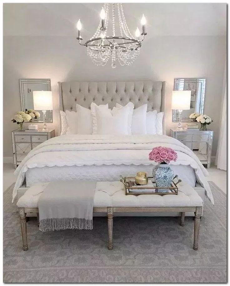 Loft Bedroomdesign: 28 Fantastic Master Bedroom Decor Ideas For Winter 16