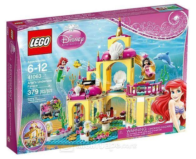 LEGO Disney Princess - Ariel's Undersea Palace (41063)