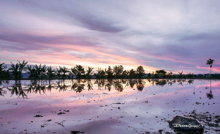 Solok sunrise