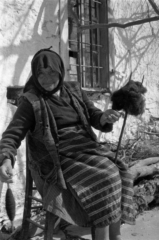 WHBC-GR: Η Κρήτη του 1955 μέσα από τις ασπρόμαυρες φωτογραφίες του Erich Lessing (photo gallery)