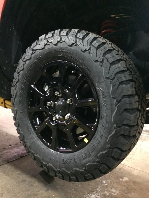 New Toyota Vehicles >> NEW BFG T/A KO2's.... - Page 5 - TundraTalk.net - Toyota Tundra Discussion Forum | Vehicles ...