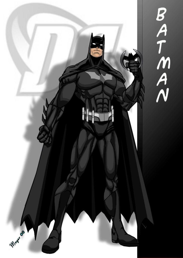 DC Comic's Batman: Stealth by skywarp-2 on @DeviantArt