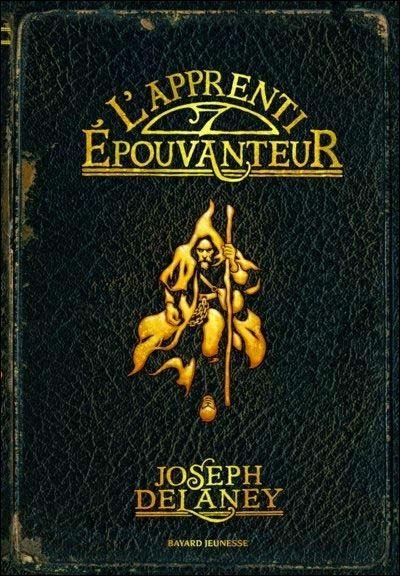 L'apprenti épouvanteur  Ma chronique: http://petitsbonheursetgrandeslectures.blogspot.com/2014/07/lapprenti-epouvanteur.html