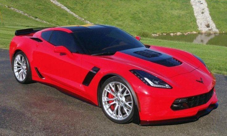 Тюнинговый Chevy Corvette Z06 открывает охоту на спортбайки - Автомотоблог