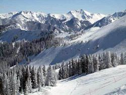 Wolf Creek Ski Resort, CO, this is just right up the road!! SOOO pretty