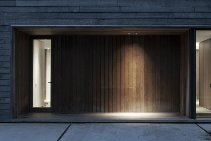 Entrance area of the DC2 house by Belgian architect Vincent van Duysen.