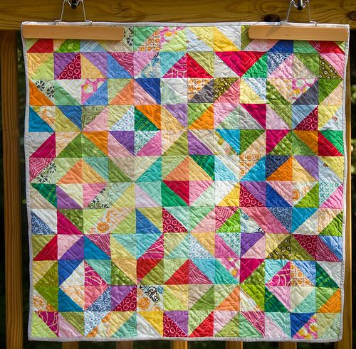 quilt: Quilting Ideas, Quilting Triangles, Beautiful Quilts, Quilt Ideas, Patchwork Quilts, Hst Quilts, Photo, Inspirational Quilts