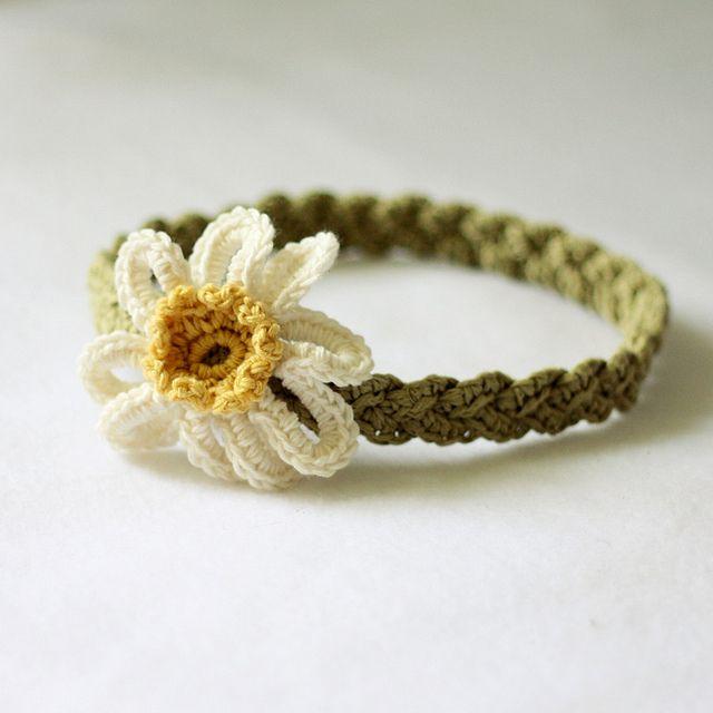 39 mejores imágenes de Crafts - Crochet - Hair en Pinterest   Flores ...