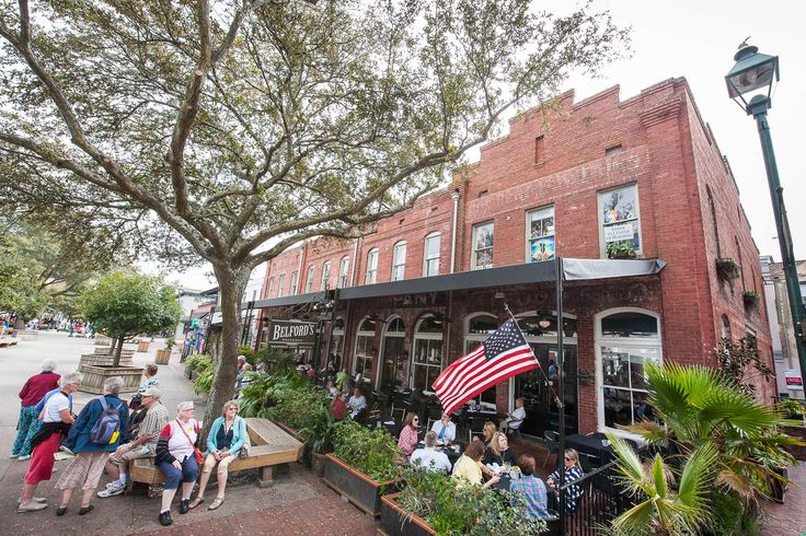 Belford's Seafood and Steaks restaurant in Savannah, GA. Experience fine dining at a historic Savannah steak house & seafood restaurant. Local steakhouse.