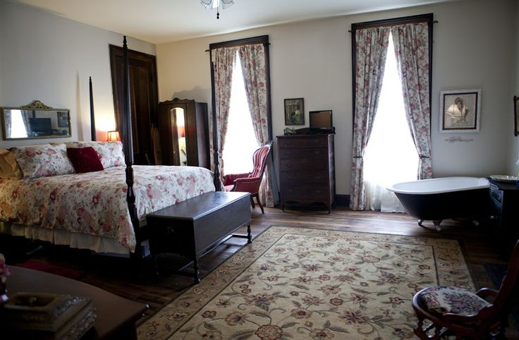 Main Street Bed & Breakfast Established in 1810 in Glasgow, Kentucky | B&B Rental