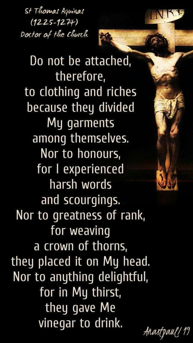 St Thomas Aquinas Saint Quotes Catholic Catholic Prayers Saint Thomas Aquinas