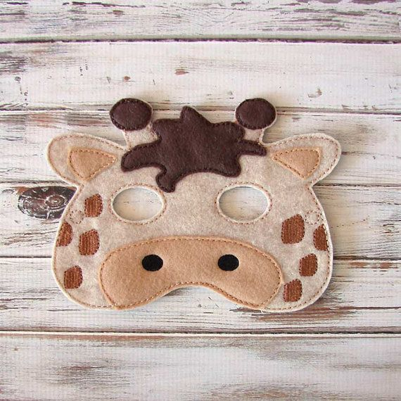 Hey, I found this really awesome Etsy listing at https://www.etsy.com/uk/listing/202706945/giraffe-mask-felt-kids-mask-costume