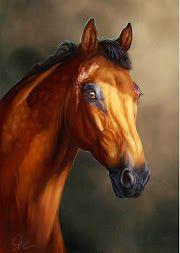 imagenes cuadros de caballos (5)