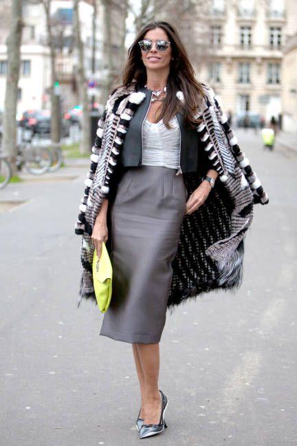 Paris Street Style Fall 2014