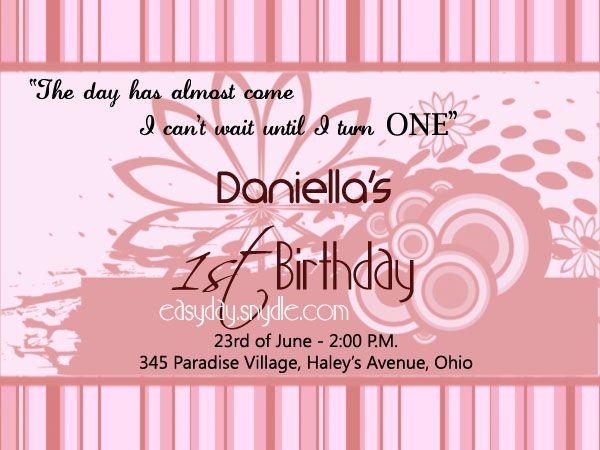 85 best Best Birthday Invitations Ideas images on Pinterest - fresh birthday invitation of my son