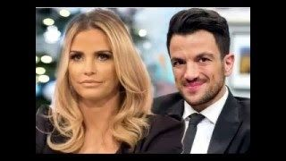 Katie Price broke down in tears as she made up with ex husband Peter Andre six years after divorce
