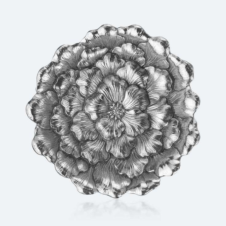 Bowls - Gardenia - Silver