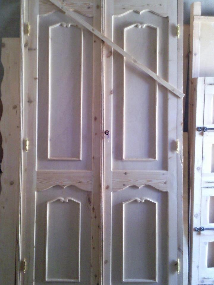 ابواب خشب داخلية Doors Decor