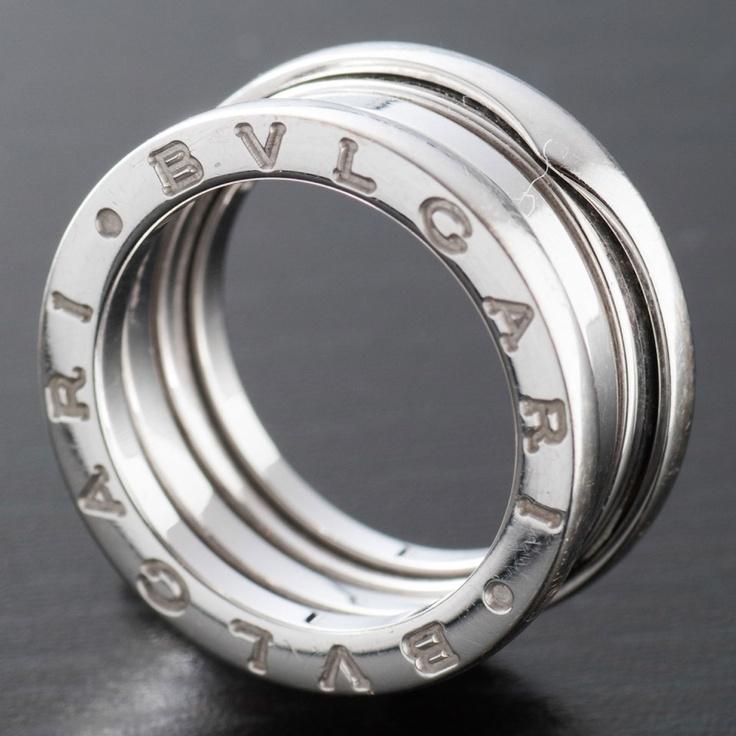 Bvlgari ring 925 silber