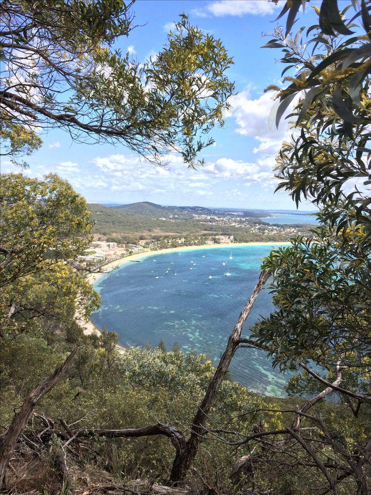 Mt Tomaree