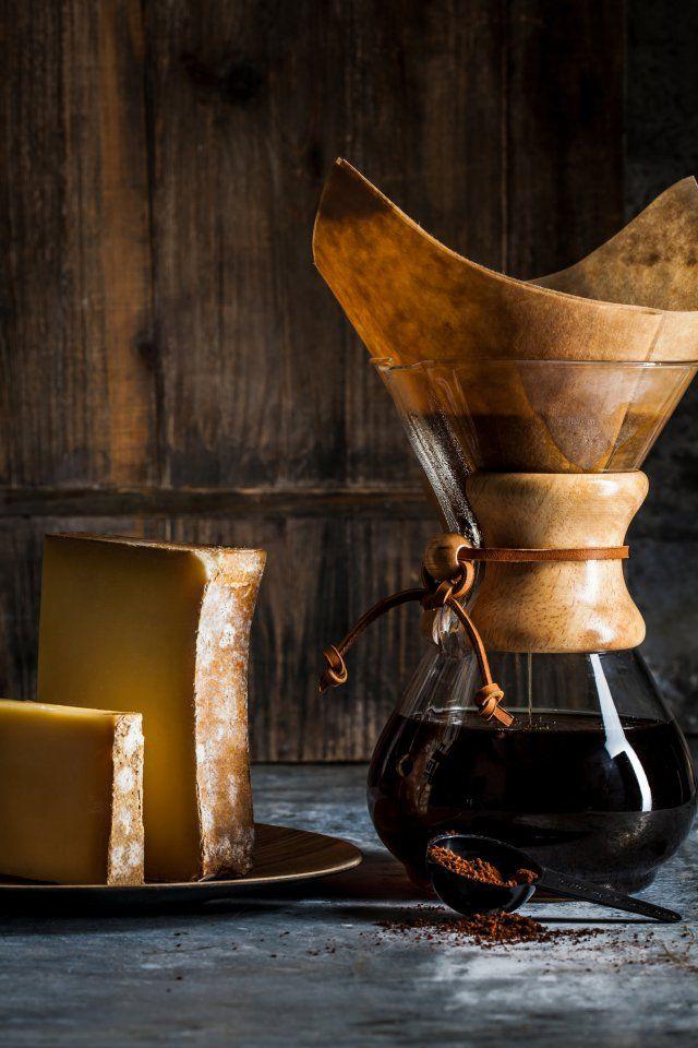 Fromage Beaufort & Café Honduras