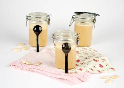 Confiture de lait d'amande, cadeau gourmand