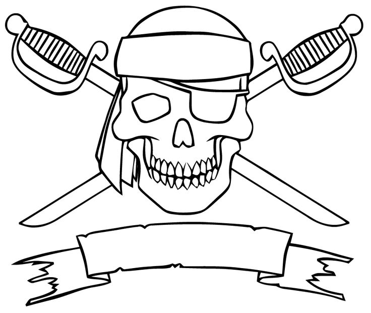 Connu 464 best coloriage pirates images on Pinterest | Pirates, Coloring  LU89