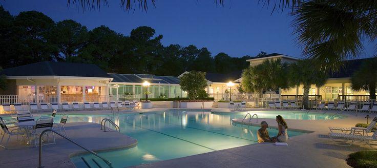 Sunset Beach NC Hotels | Sea Trail Golf & Conference Center. Sea Trail Golf Resort.  3 pools, spa, kids' activities, beach shuttles.