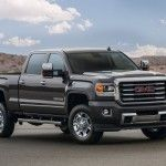 2015 GMC Sierra All Terrain HD Front Exterior View 150x150 2015 GMC Sierra All Terrain HD Review, Features with Images