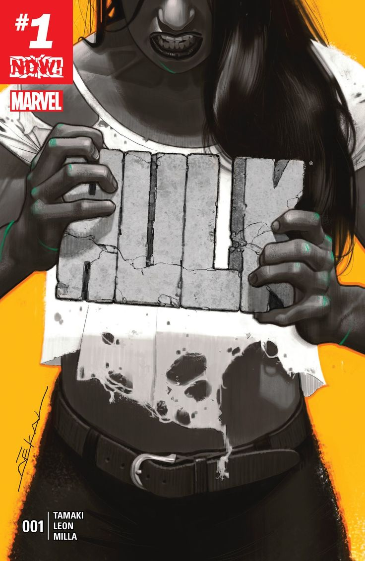 Hulk (2016) #1 #Marvel @marvel @marvelofficial #Hulk (Cover Artist: Jeff Dekal) Release Date: 12/28/2016