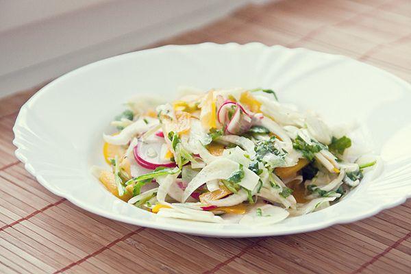 Má to šťávu!: Fenyklový salát