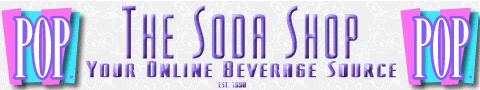 The Soda Shop. An Online Soda Store.