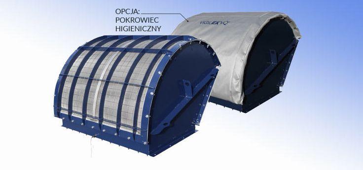 Układ bezpłomieniowego odciążania wybuchu VIGILEX VQ