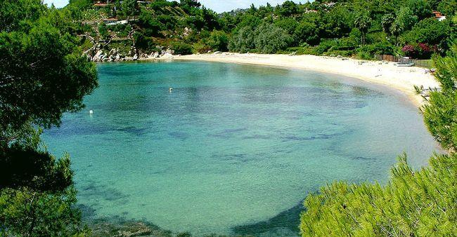Καλοκαίρι 2014: Οι 40 καλύτερες και εξωτικές παραλίες στη Χαλκιδική