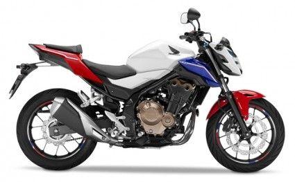 MOTOCICLETEHonda Honda CB500F ABS '16