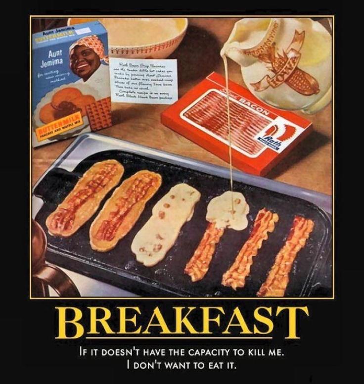 Bacon Cakes!