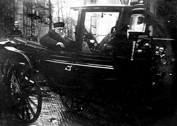President Kruger Arriving in Amsterdam | Flickr - Photo Sharing!