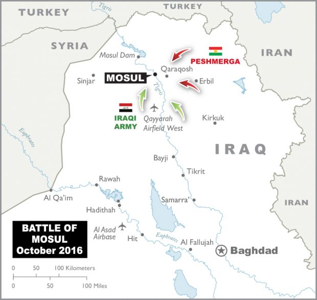 Best Keys For Understanding The Middle East Images On - Us battles on map middle east