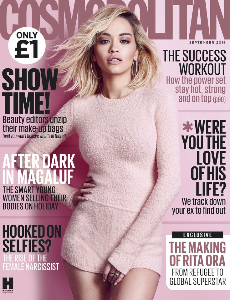 The beautiful Rita Ora is on the cover of Cosmopolitan UK September 2016 issue, and she is looking flawless on it! I love this cover a lot. The…