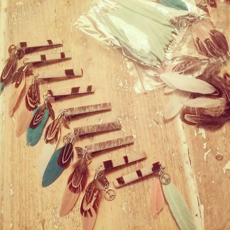 Ibiza is my greatest passion busy making some cool stuff #handmade #hairclips…