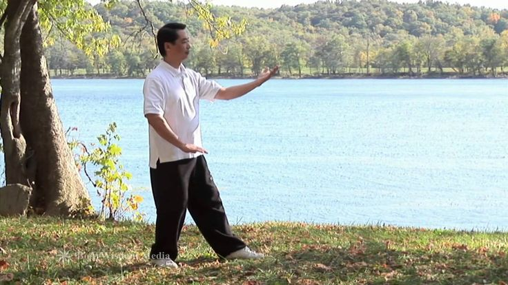 BodyWisdom's Tai Chi for Beginners with Chris Pei - Intro, Warm-up and  ...