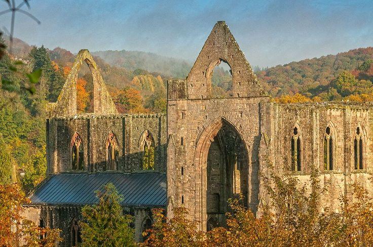 Abbaye de Tintern, Vallée de Wye