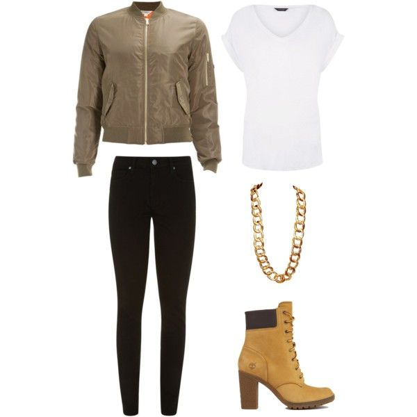 Got that G flow today....... by jadeclaire19 on Polyvore featuring Paige Denim, Timberland and Coach