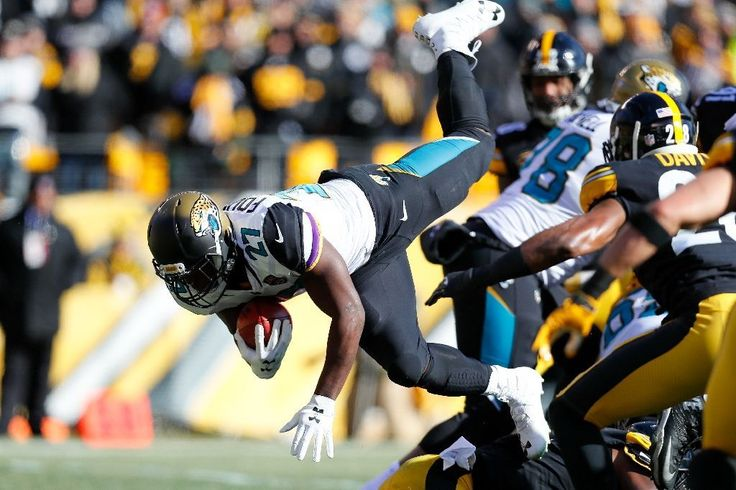 NFL Jaguars outlast Steelers to book playoff date with Patriots