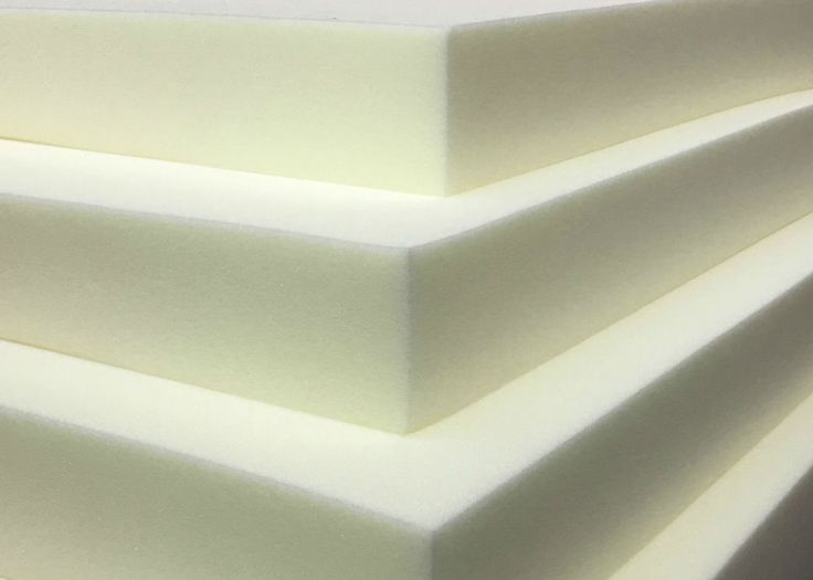 Memory Foam Off-Cut Used for Dog Beds Floor Cushions Mattresses Sun Lounger