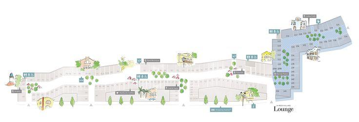 Plan du Village • La Roca Village