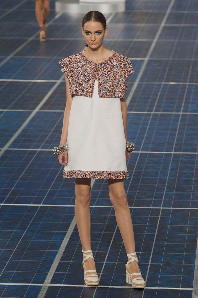 afeaa3daa3ca Chanel весна-лето 2013   Одежда в 2018 г.   Pinterest   Chanel ...